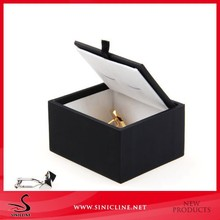 High quality Custom gift jewelry boxes packing for earings, rings