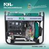NDL Diesel Generator & Welder 5KW Open Type NDL6.5G LEW