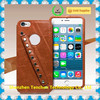 OEM manufacture Luxury design leather cover case for iphone 6 /6plus