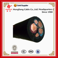Electrical wire and cable low Voltage Coal Rubber kacket Cable mining cable under IEC