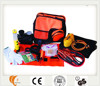 2015 Hot Premium roadside auto emergency kit with flashlight