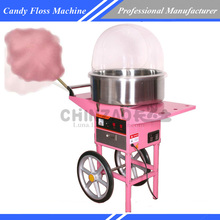 Commercial Cotton Candy Floss Maker Machine with Cart /Electric Cotton Candy Machine/Candy Floss Machine CF05