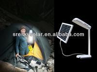 Portable Solar Emergency Led Rechargeable Light