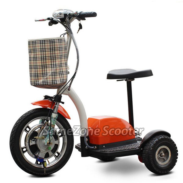 Motorized 3 Wheel Motor Scooter With Remote Controller Buy 3 Wheel Motor Scooter Motorized