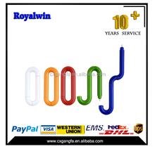 Advertising Hourglass promotional folding ballpoint pen metal ballpoint pen