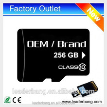 Cheap mobile phone sd memory card 256gb wholesale