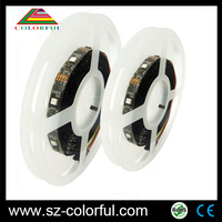 Guangdong supplier production colorful waterproof led strip ws2812b led strip