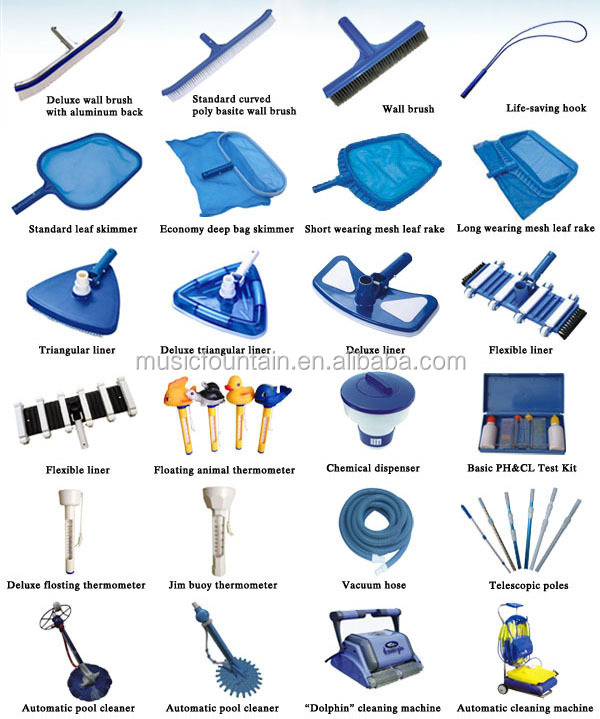 Efficient spa and ph water rapid test swimming pool kit - Swimming pool equipment philippines ...