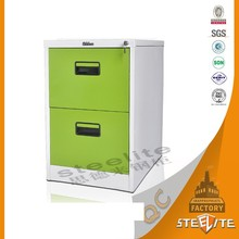 Economic Office Furniture Vertical Cheap Lowes Storage Cabinet / Tall Lockable Drawer Cabinet