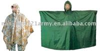 supply military rain Poncho