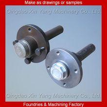 rueda cojinete del cubo de piezas y servicios mecánicos de fabricación