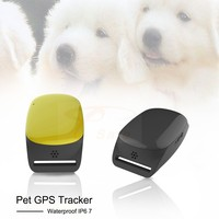 Long Standby Dog Cat Locator Real Time Pet GPS ID Tracker Tracking Location GSM