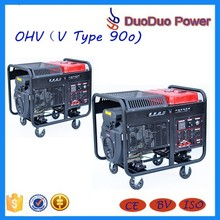 Overload Protection 8500W Three Phase DC 12V Petrol Electric Generator Price