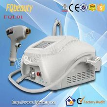 Customized Sapphire Contact Cooling Salon Laser Hair Removal
