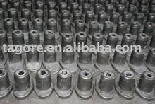 HOT SALE:refractory lower and upper nozzle for ladle(high quality)