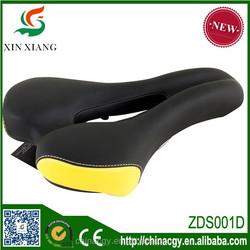 China wholesale MTB bicycle light saddle/comfortable soft silicon bike saddle