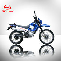 200cc Dirt Bike installed with air-cooled (WJ200GY-B)