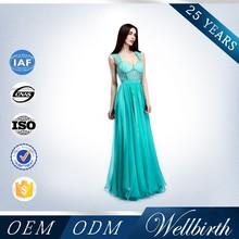 Online Shopping Maternity Evening Mint Green Chiffon Prom Dresses