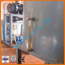 high oil yield waste oil decoloring system/marine oil recycling plant
