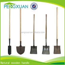 promotional products round tapered garden trowels handle wooden