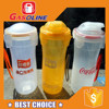 Reusable recyclable clear plastic tea cup