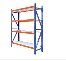 Middle duty and adjustable metal pallet shoe rack