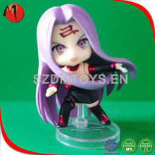 Injection tooling movie character china supplier high quality custom pvc made toy figure