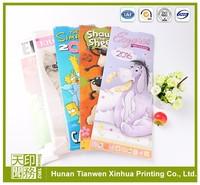 4 color offset printing digital desk calendar
