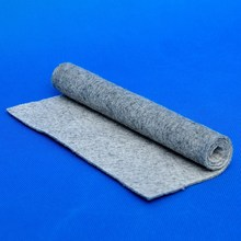 Nonwoven Needle Punched Base Cloth Fabric For Carpet Backing