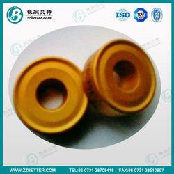 tungsten carbide inserts cnc machine tool / turning carbide insert