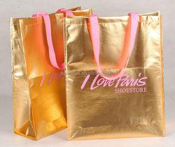 2014 high quality pp non woven shopping bag, non woven tote bag, non woven fabric bag