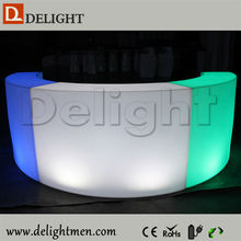 Top sale remote control RGB rechargeable mobile portable mr dream led furniture for party
