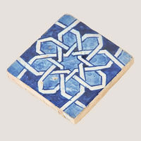 Moroccan hand made tile