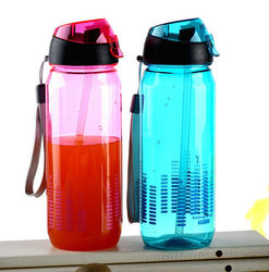 plastic sport hot water bottle with straw handles clear plastic spray bottle water bottle lifestraw hot new products for 2015