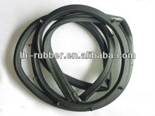 Windshield rubber,glazing seal, Auto weather stripping seals