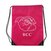 210D Nylon Polyester Frozen Drawstring Bag Small Luggage Bag With Drawstring