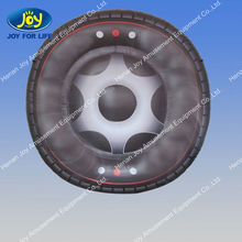 Customized tyre inflatable model for sale /inflatable advertisements on sales