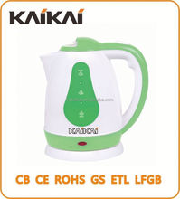 Latest model rotatable s electric kettle