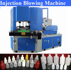 China used plastic injection blow molding machines