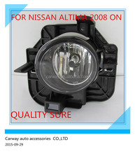 Car parts accessories For Nissan Altima 2008 ON foglight from China Gold supplier