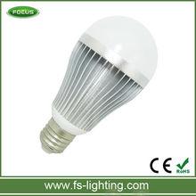 high lumen e27 led light bulb 12w for all kinds of building