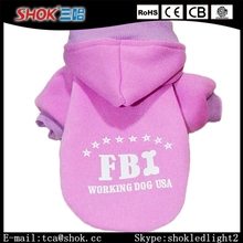 2015 High Quality Fresh Hoodie Clothes ,Warm Clothes for Dogs