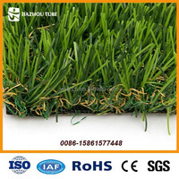 Chinese good quality landscaping artificial grass turf for gardens or swimming pools