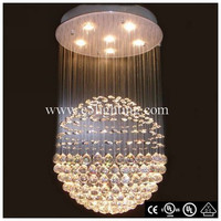 9w led height adjustable ceiling light