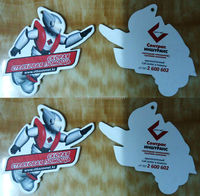 Best Design Promotional Auto Hanging Car Paper Air Fresheners for Car