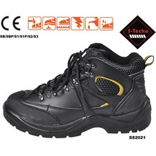 HOT safety shoes with steel toe cap made in china