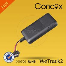 Concox Inexpensive WeTrack2 GPS Car/Truck/Motor/Electric-bike Real-time Tracker Super Mini GPS Tracker