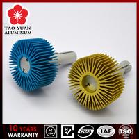 Stylish Anodized 400w aluminum led lamp radiator