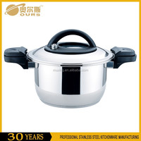 Hot Sale 3.5L Stainless Steel Small Pressure Cooker / Pressure Pot