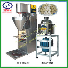 Guoxin Stainless Steel 304 High Quality Stuffed Meatball Processing Equipment